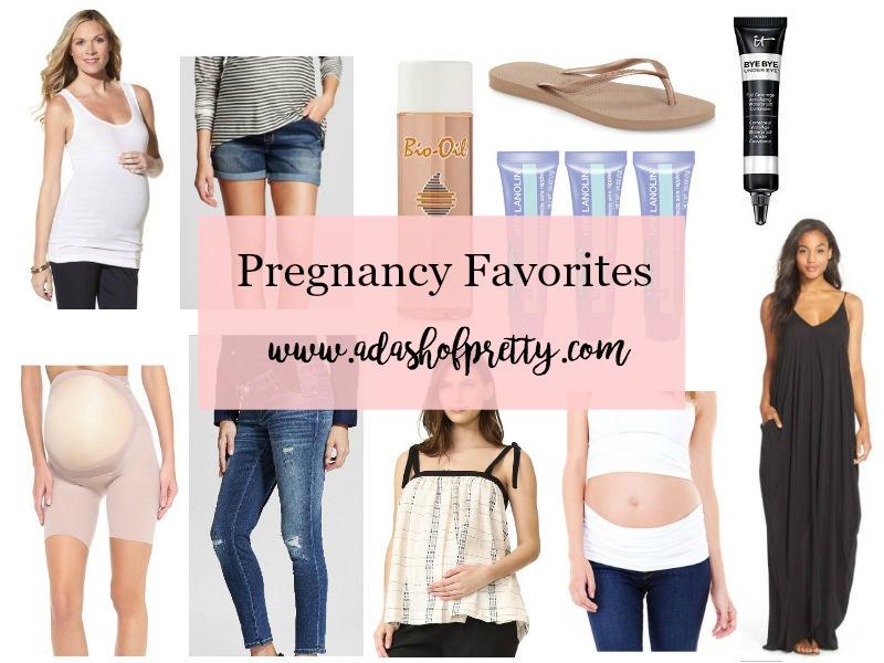pregnancy-favorites