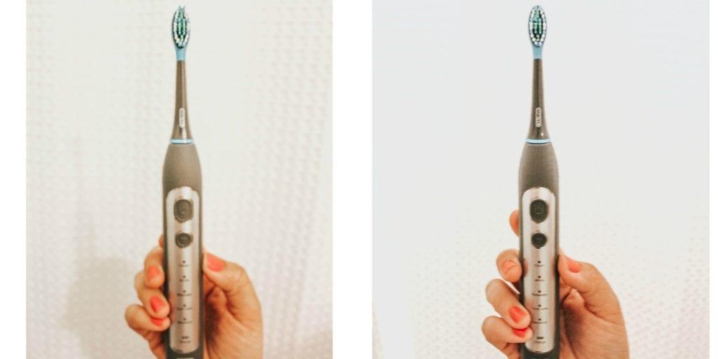 cariPRO toothbrush