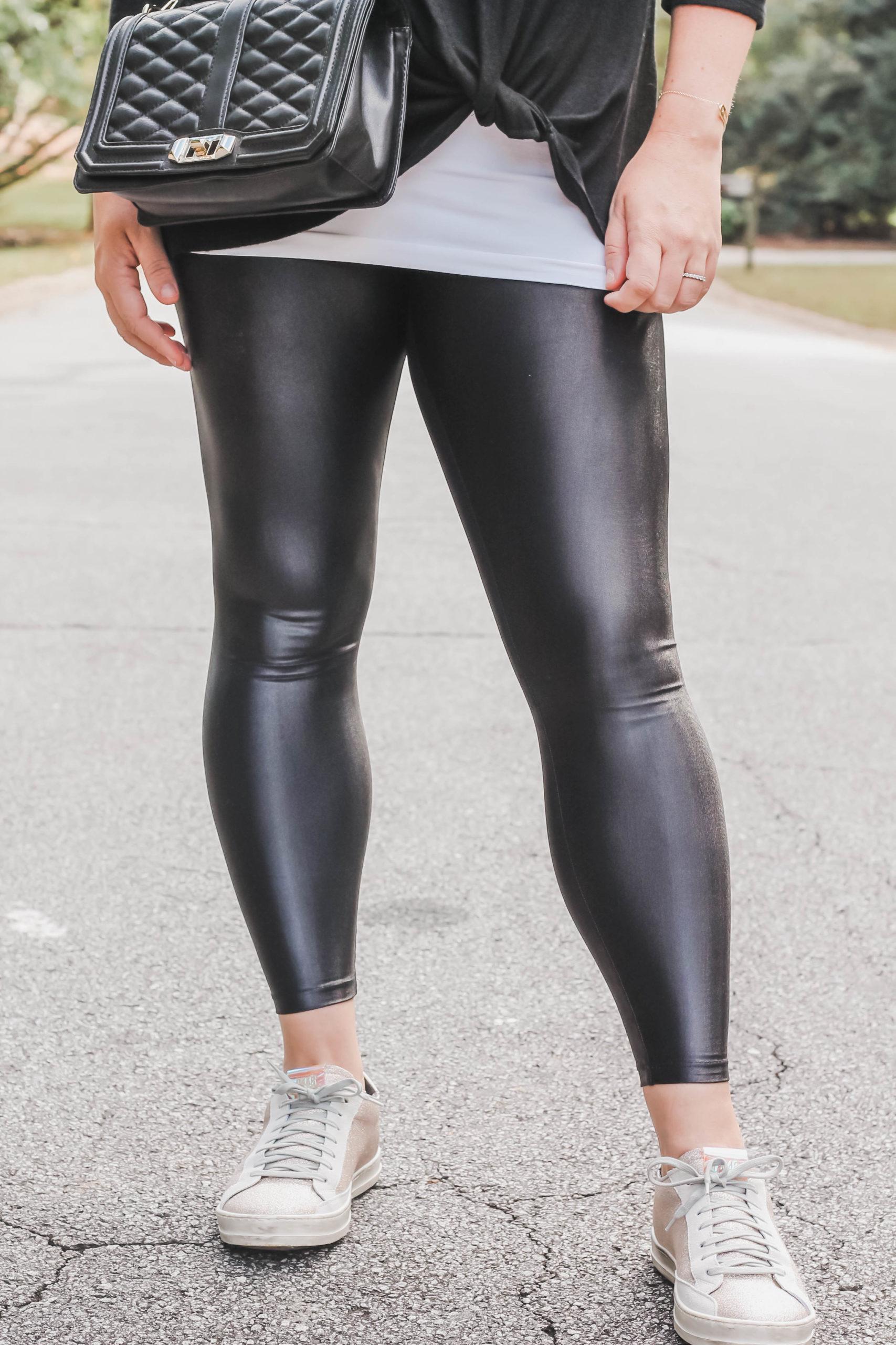 koral shiny leggings