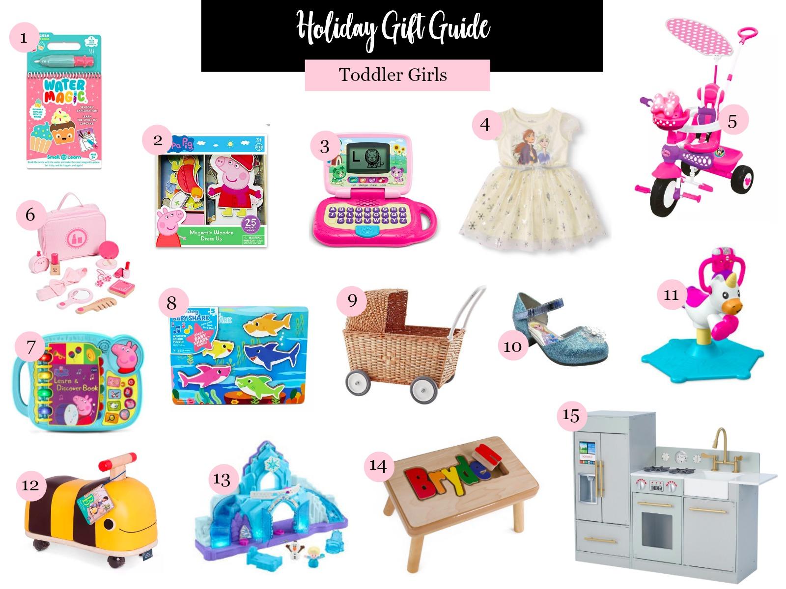 toddler girl gift guide