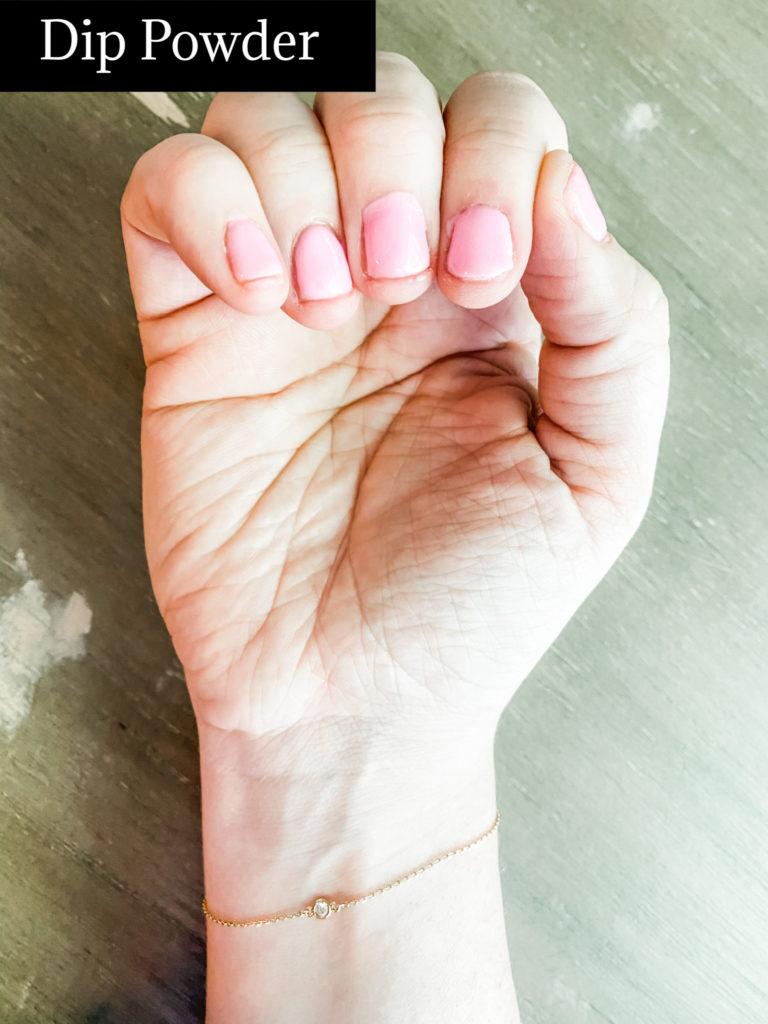 dip nail polish